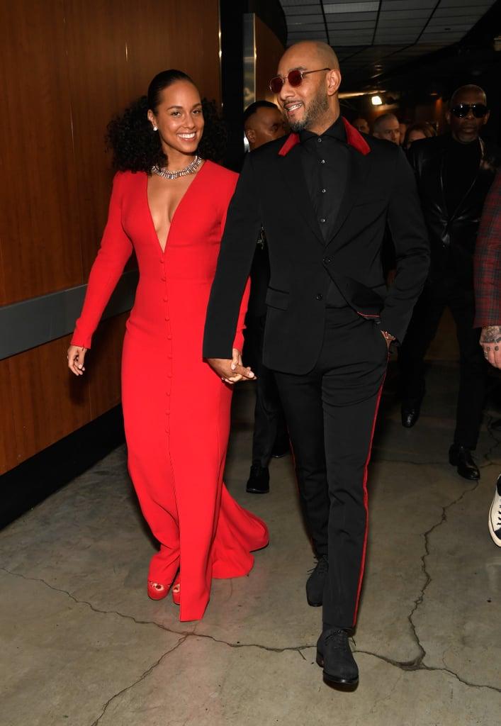 Alicia Keys at the 2019 Grammys