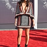 Kim Kardashian at the 2014 MTV VMAs