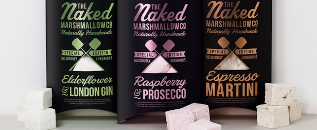 Boozy Marshmallows From The Naked Marshmallow Co.