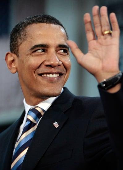 Baby Loves Barack Obama