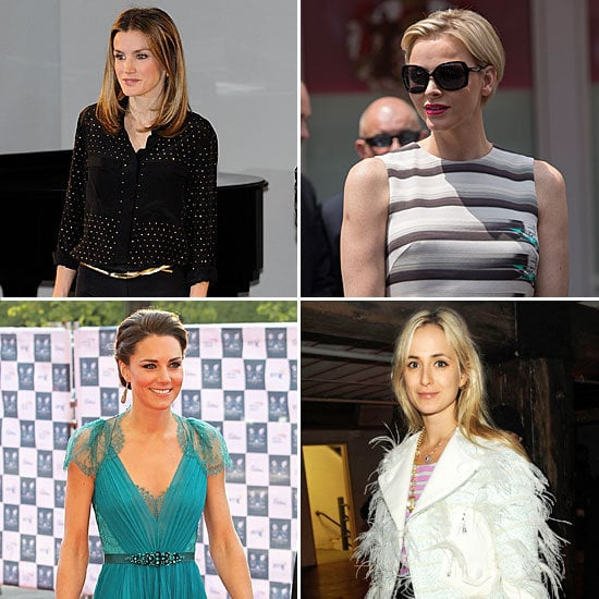 Style in their blood — get to know the world's chicest royals now.