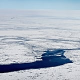 The Great Lakes are topped with 88 percent ice following a frigid season.