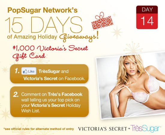 Win $1,000 Gift Card to Victoria's Secret