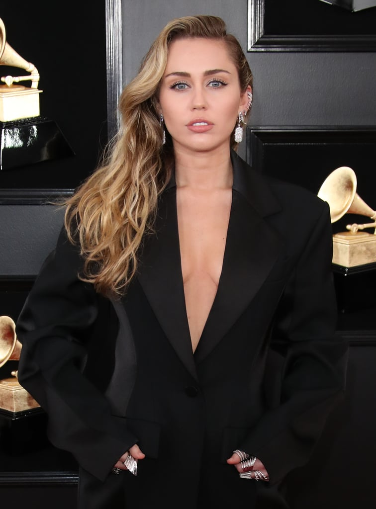 Sexy Miley Cyrus Pictures  Popsugar Celebrity Photo 35-1899