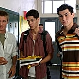 If you grew up slightly obsessed with A Cinderella Story — and, be honest, who didn't? — you most definitely came across Pardo in one of his earliest roles. He played Ryan, one of Austin's (Chad Michael Murray) jock friends. After that, Pardo popped up in a slew of other teen-oriented projects during the mid 2000s. He had guest spots on Veronica Mars and The OC and a two-episode arc on the revived 90210 in 2010. It wasn't all small roles on soapy teen series, though. In 2006, he played the title role in Lifetime's original movie A Girl Like Me: The Gwen Araujo Story, which dramatized the real life and murder of Gwen Araujo, a young transgender woman who was murdered after her trans status was discovered. Continuing in the crime-drama genre, Pardo later had guest roles on not one but two of the CSI shows: CSI: Miami in 2006 and CSI: NY in 2011.