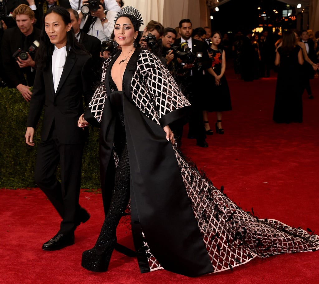 The Craziest, Most Brilliant Dresses Alexander Wang Designed For Balenciaga