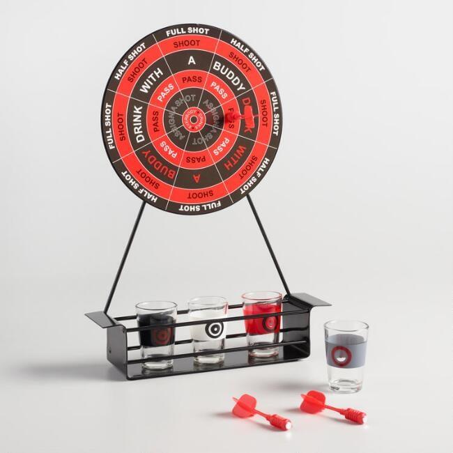 Mini Darts Shots Drinking Game