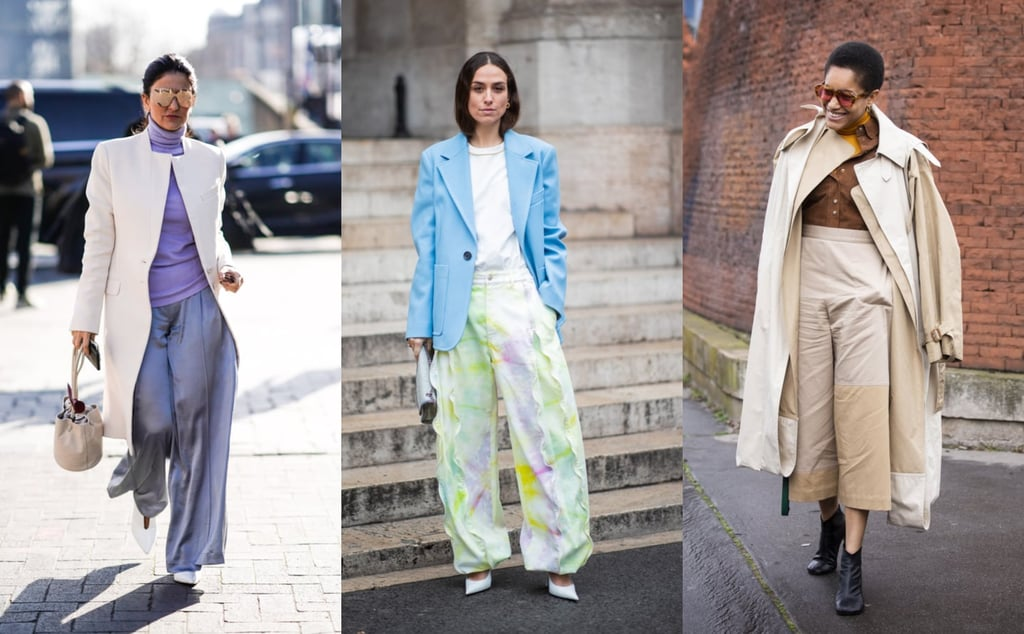 Summer Fashion Trends   How to Wear Wide-Leg Pants