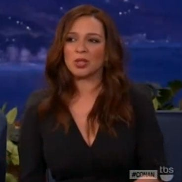 Video: Maya Rudolph on Meeting Brad Pitt and Angelina Jolie