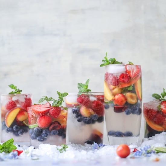 Healthy Cocktails and Mocktails