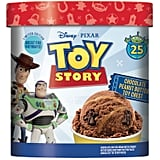 Disney and Pixar Toy Story Chocolate Peanut Butter Toy Chest Ice Cream