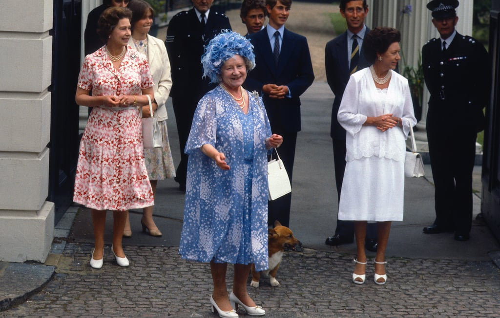 St George Auto >> With the Queen Mother, 1980 | Pictures of Queen Elizabeth ...