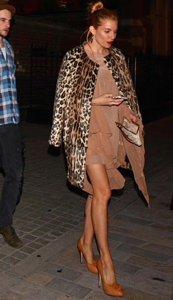 Score Sienna Miller's Coat For Under $200