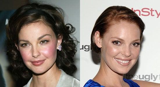 Would You Mistake Katherine Heigl For Ashley Judd?
