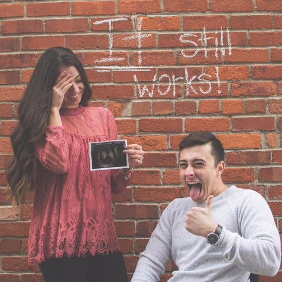 It Works Pregnancy Announcement With Dad Who Is a Paraplegic
