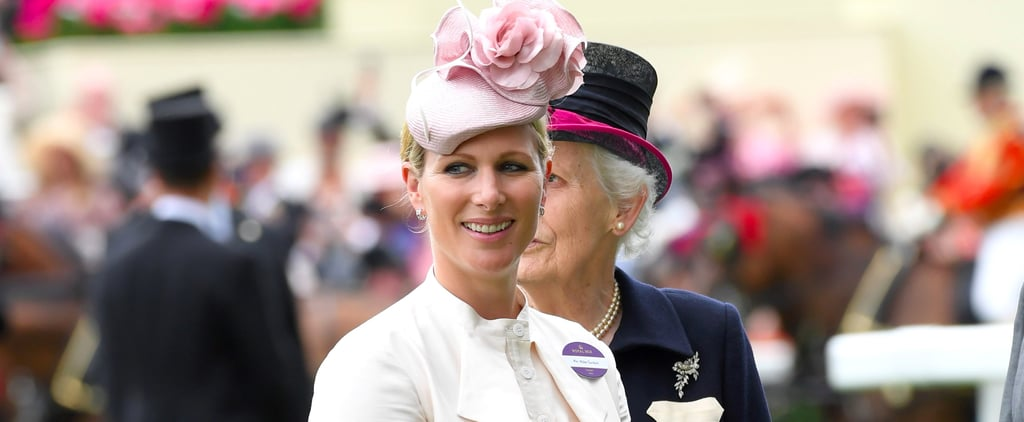When Zara Tindall Gets Dressed Up, She Looks Like the Duchess of Cambridge 2.0