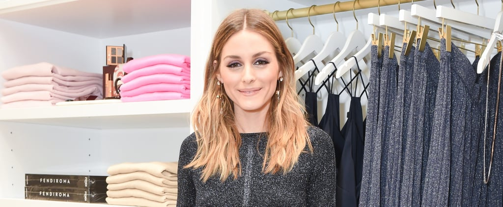 Olivia Palermo x Banana Republic Gives Us 1 More Reason to Look Forward to Fall '17