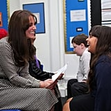 Kate welcomed in last year pregnant with Princess Charlotte and took four months maternity leave, easing herself back into work with a trip to the Anna Freud Centre in September. Fast forward a year and the duchess has so far undertaken 73 royal engagements in 2016 — more than double the amount she performed in the same amount of time last year.