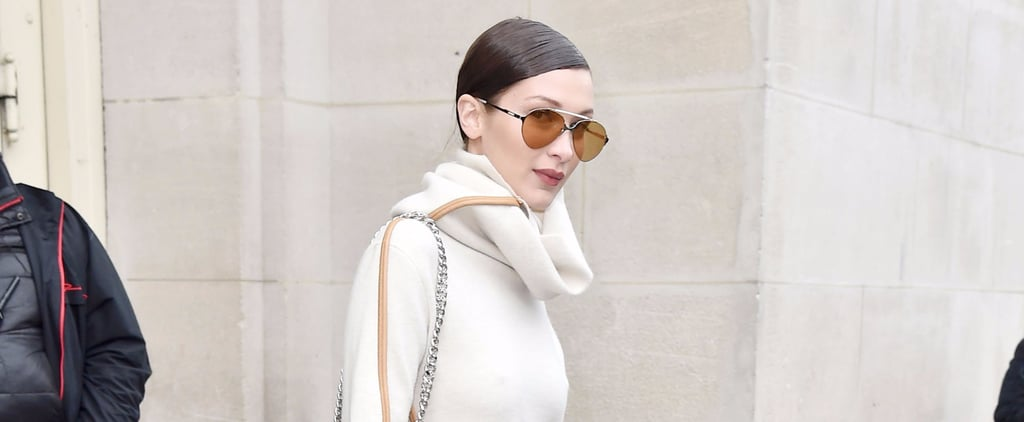 You Need to Screenshot Bella Hadid's Outfit For Autumn