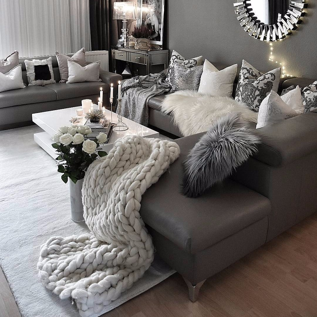 Cosy Living Room Decor Ideas | POPSUGAR Home Australia