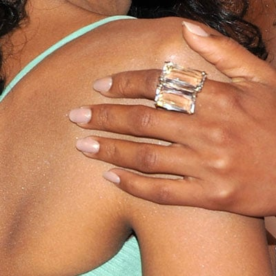 Kerry Washington's Met Gala Manicure