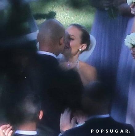 Hannah Davis and Derek Jeter's Wedding Pictures July 2016