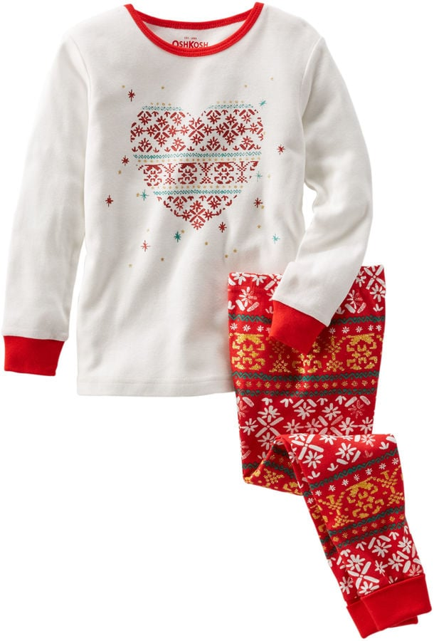 Osh Kosh 2-Piece Snug Fit Cotton PJs