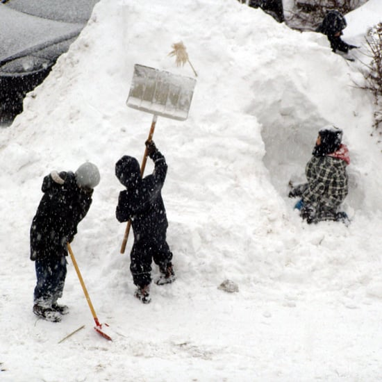 Boy Dies in Collapsed Snow Fort