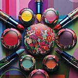 """POPSUGAR: How did you come to collaborate with MAC? Chris Chang: It's a dream come true. I never thought that I would be applying my aesthetics to cosmetics. I have done colors and patterns all my life and I've used MAC since I was in college, so when [the brand] found me in China, it felt like the perfect fit.  It just felt like a getting together of kindred spirits that were all about colors and were inspired by daring, confident women — who dress for themselves, who do the makeup for themselves and not necessarily to be sexy or be pleasing to men. I really hope we find women around the world that won't care about """"what my boyfriend thinks"""" when wearing that blue lipstick, because it's all for ourselves. PS: Do you remember what your first MAC product was? CC: Lipstick! Yeah, because I've got these big gigantic lips that are so uncommon for the Chinese. I was taunted a lot as a child, and these lips didn't become appealing or """"on trend"""" until the last seven or eight years. But before that, it was something I was insecure about. That insecurity turned into the extreme. [Now] I want to play it up and I don't care if people find it appealing or attractive. PS: What's the story behind the print on the packaging? CC: This collection is called """"Kunqu Madness,"""" and it's about giving something historical a futuristic spin. Kunqu is one of the oldest performance arts in China. [The performers] have really theatrical, colorful makeup and headdresses — everything is very elaborate. When the MAC collaboration came up, it took a split second to decide that this [would be the inspiration], because everything in the Kunqu is always the way I dress.  PS: How so? CC: When I was going to [Parsons School of Design] in the '80s, people were always talking about minimalism: """"when you're done with your design, take that one last thing away."""" I felt so awkward in this whole teaching method. I thought, """"minimalism? . . . I'm definitely maxi."""" There's something about Kunqu that's also ver"""