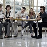 Ashley Greene and Kellan Lutz in the Twilight Series