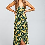 MUMU Meghan Wrap Dress