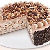 Walmart's Snickers Ice Cream Cake