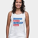 Hillary Clinton Tank Top ($30)