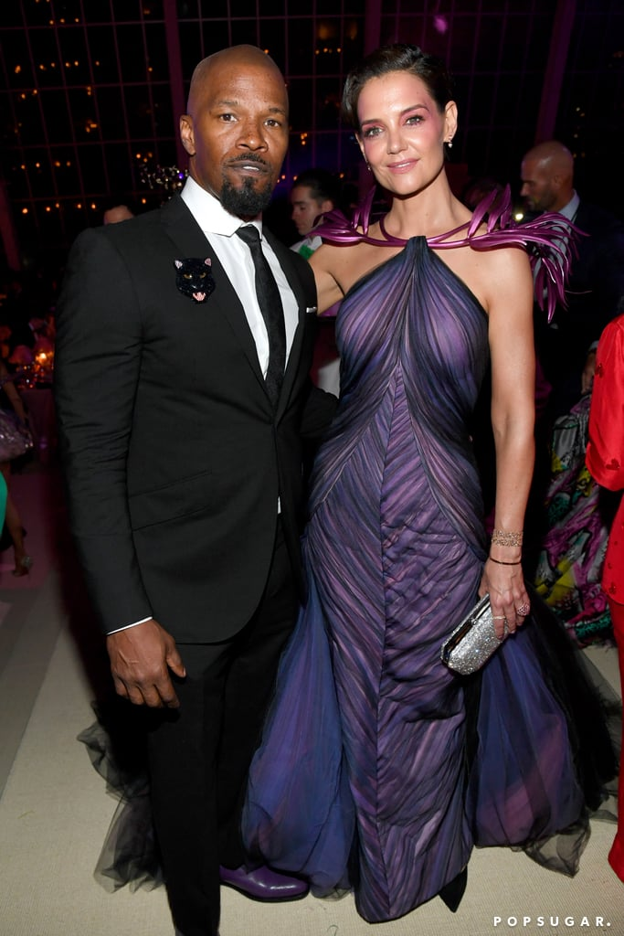 Jamie Foxx And Katie Holmes  Best Pictures From The 2019 -7714