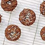 Chocolate Zucchini Doughnuts With Coconut-Chocolate Glaze