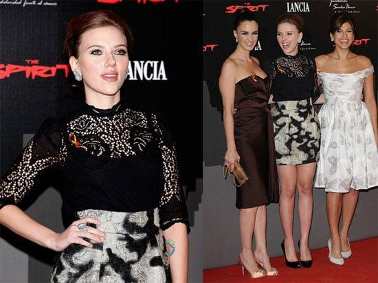 Scarlett, Paz, and Eva Step Up For More Spirit