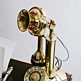 Antique Telephone Prop