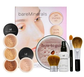 Wednesday Giveaway! Bare Escentuals Get Started Kit