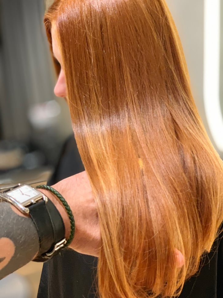Upkeep  Copper Hair Dye Process  POPSUGAR Beauty Australia Photo 11
