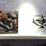 Flying Heroes Batman Batcopter