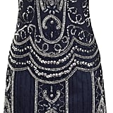 Frock and Frill Ziegfeld Embellished Dress (£145)