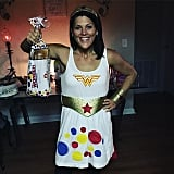 Wonder Bread Woman