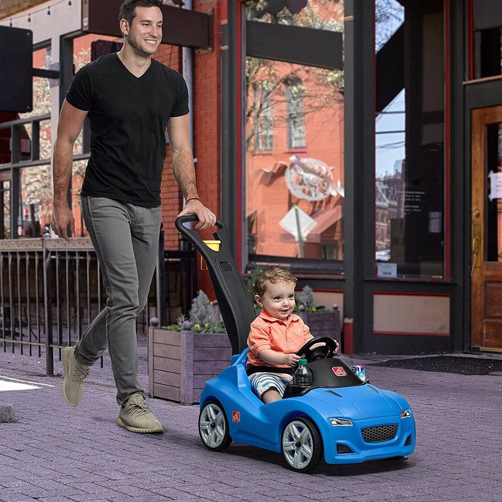 For 2-Year-Olds: Step2 Whisper Ride Cruiser Push Car