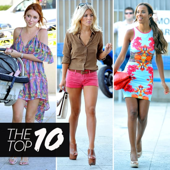 The Saturdays' LA Style