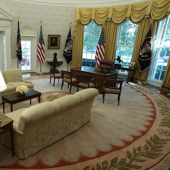 Completed White House Renovations 2017