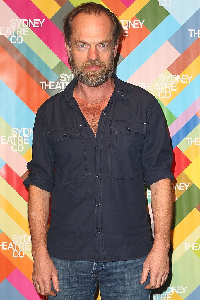 "Cloud Atlas's Hugo Weaving met with Abrams for a part as an ""Imperial commander."""