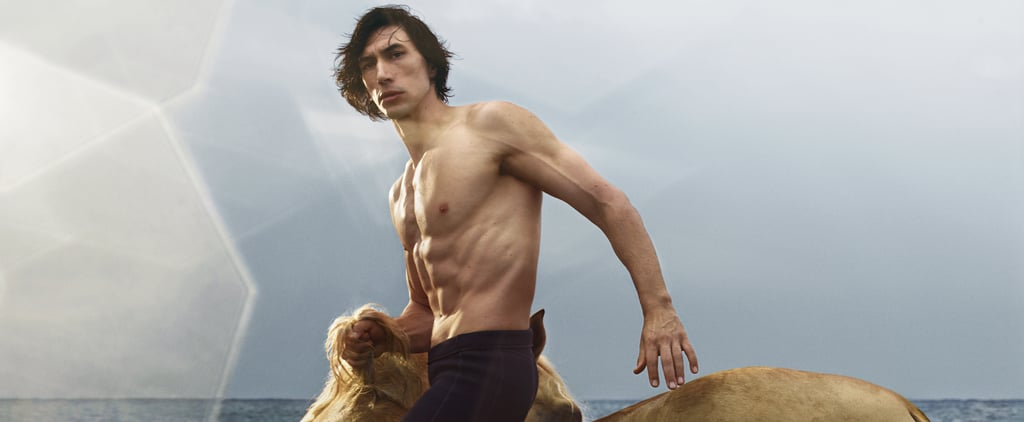 Adam Driver's Centaur Burberry Ad Has the Internet in Tizzy