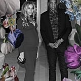 Beyonce and Jay Z Date Night Pictures April 2017