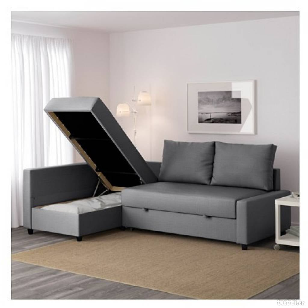 3-Seat Sleeper Sectional