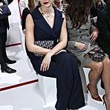 Bar Refaeli at Dior Fall 2019